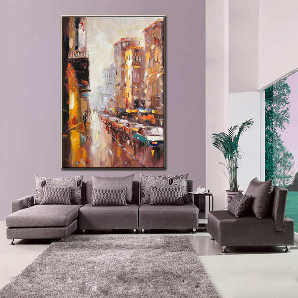 Beautiful-design-new-york-landscape-oil-painting - Kopia_Easy-Resize.com