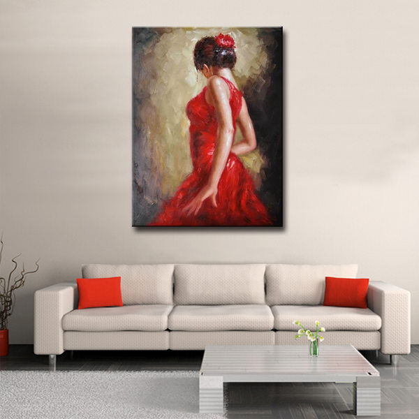 Beautiful-flamenco-oil-painting-from-Noah (2)_Easy-Resize.com