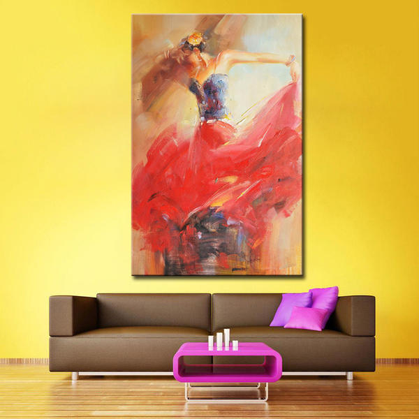 Excellent-flamenco-painting-for-wall-decoration (2)_Easy-Resize.com