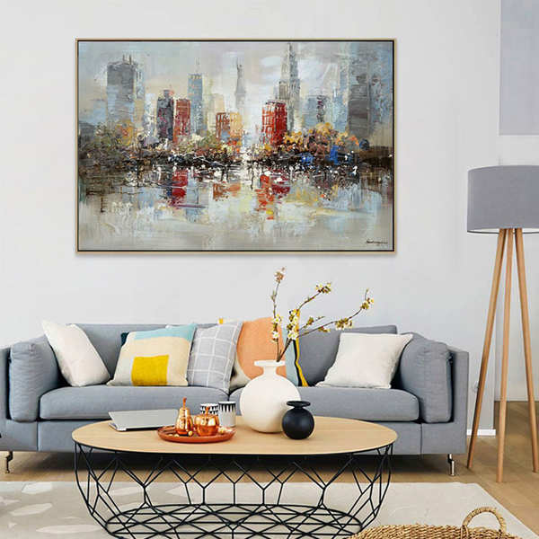 Handmade-Modern-City-Large-Wall-Picture-Landscape (2)_Easy-Resize.com