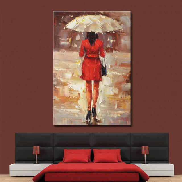 Heavy-Texture-Designs-Red-Lady-Canvas-Wall (2)_Easy-Resize.com