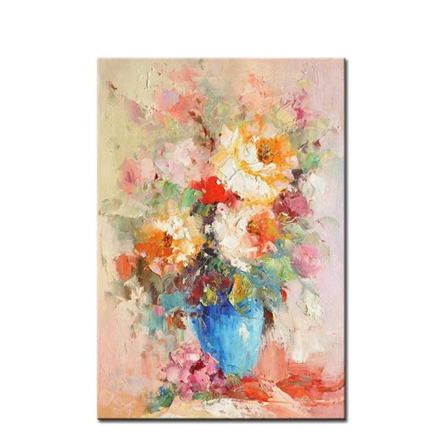 How-to-use-palette-knife-large-flower