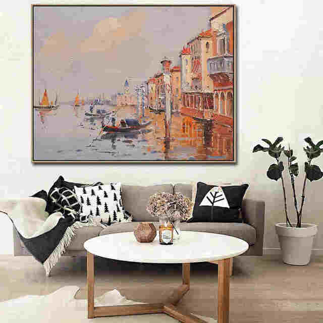 Impressional-Venice-City-Scenery-Wall-Canvas-Hanging (2)_Easy-Resize.com