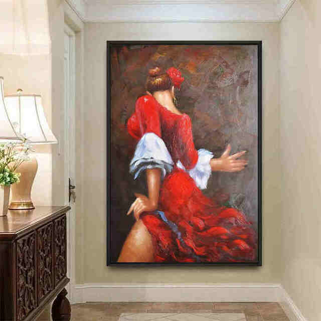 Impressionist-Art-Deco-Spanish-Lady-With-Red (1)_Easy-Resize.com