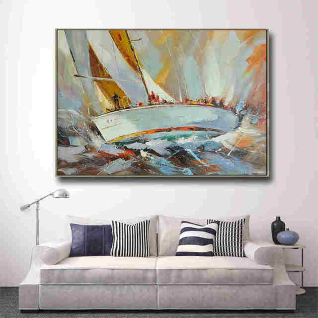 Impressionist-Boat-Painting-with-Heavy-PaintStroke (2)_Easy-Resize.com