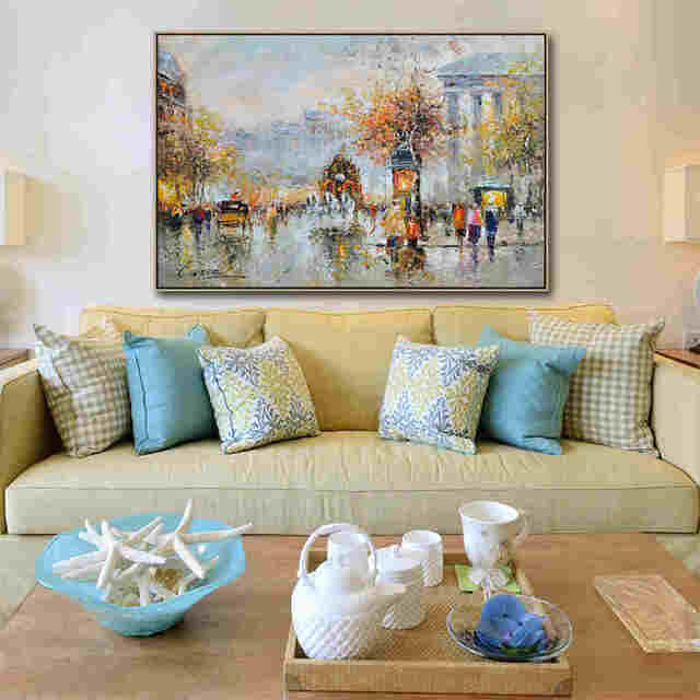 Impressionist-Modern-Canvas-Art-Oil-Paintings-Paris_Easy-Resize.com