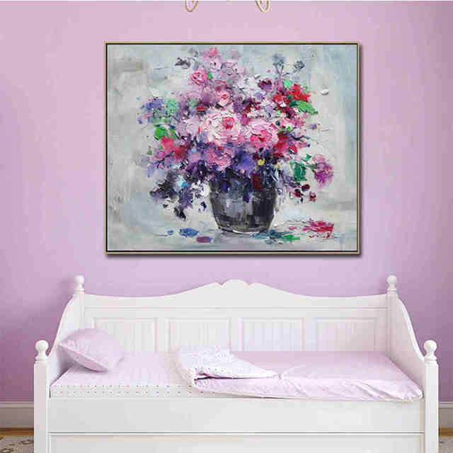 Stretched-Canvas-Art-Modern-Colorful-Floral-Oil (2)_Easy-Resize.com